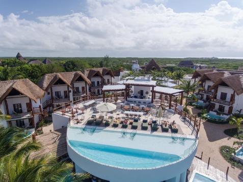 hotel todo inlcuiodo Villas HM Palapas del Mar