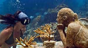 buceo e snorkel isla mujeres