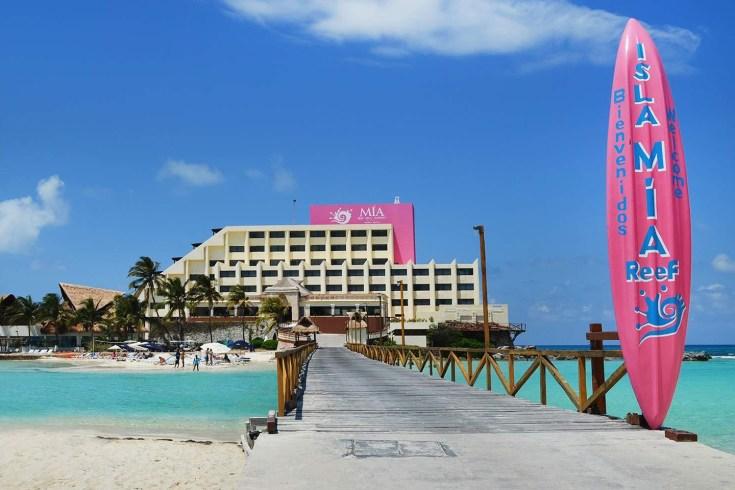 Isla Mujeres - Lugares famosos en Cancun