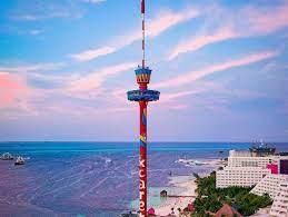 torre escénica cancún