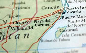 como llegar desde el aeropuerto de cancun