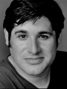 Jeremy Blossey, tenor