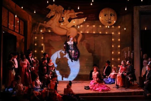 Musetta, La Bohème, Puccini, Opéra de Metz 2017