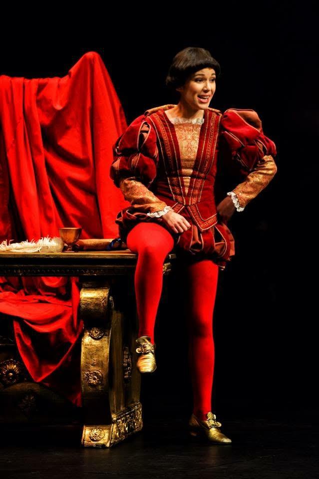 Oscar, Un Ballo in Maschera, Verdi. Opéra de Massy 2015