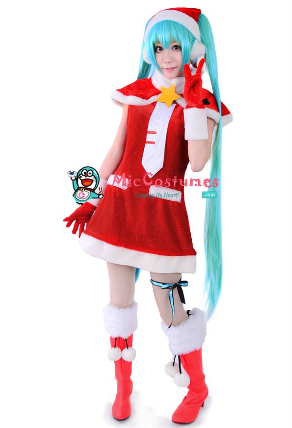Vocaloid_Miku_Christmas_Cosplay_Costume_1