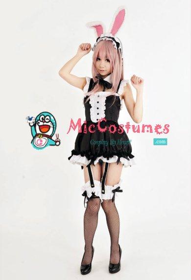 supersonico maid costume