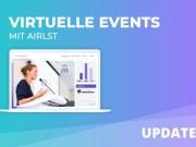 Full-Service-Lösung für virtuelle Events von AirLST