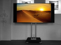 Seeburg stellt TriSonus Fullrangesystem für Displays vor