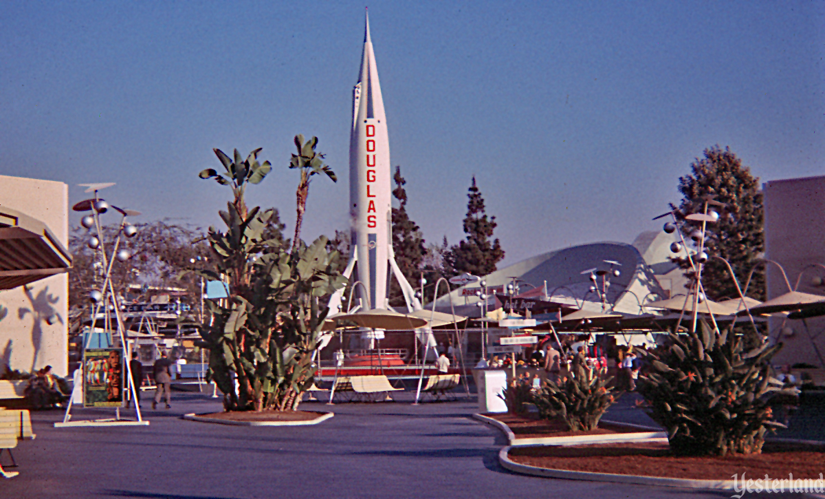Micechat Disney History Disneyland Features Werner Weiss Yesterland Rocket To The Moon