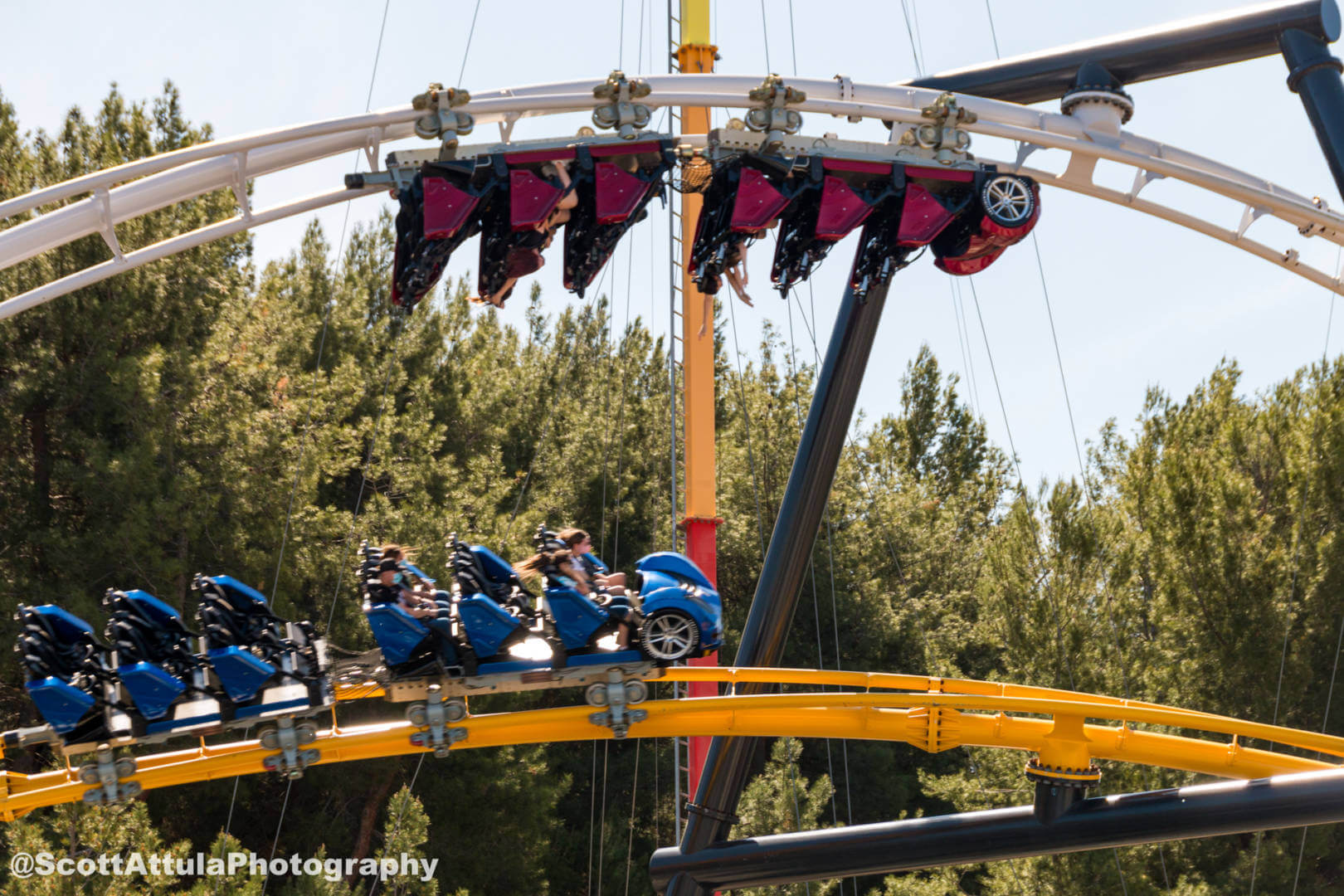 Six Flags Magic Mountain Relaunch Hits Highs and Lows  image