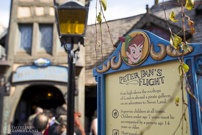 Fly Away To Neverland Aboard Peter Pans Flight Full Ride