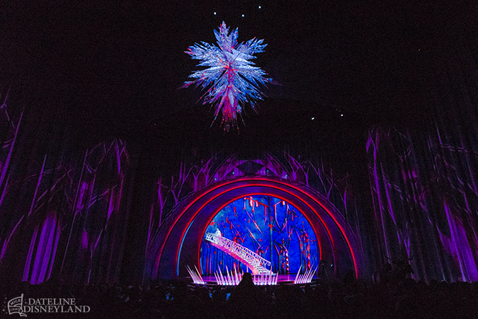 """Frozen, """"Frozen – Live at the Hyperion"""" opens the door to new magic at Disney California Adventure"""