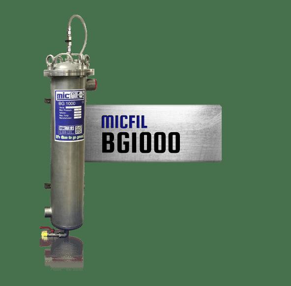 Micfil BG1000 bag filter