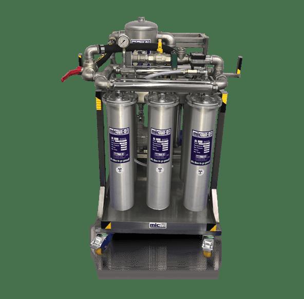 Mobiele brandstoffilters - oliefilters