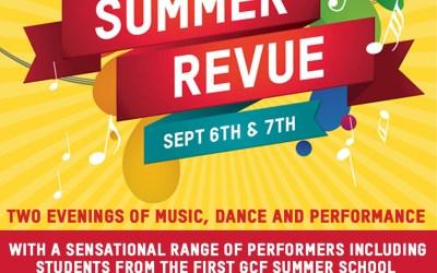 GCF Summer Revue