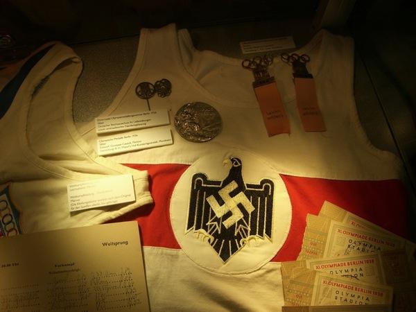 Sportbekleidung der Männer Olympische Spiele 1936