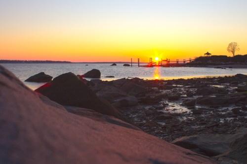 Greenwich Bay Sunrise