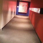 Main Entrance Hallway of WCVB Boston