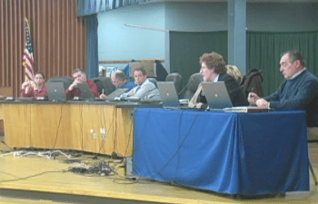 Cumberland School Committee Meeting