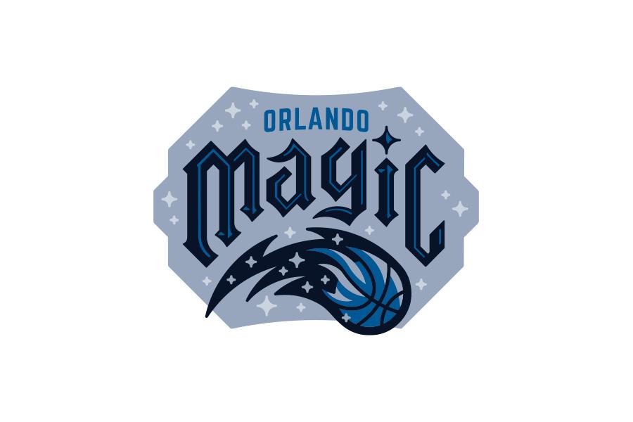 Michael Weinstein Nba Logo Redesigns Orlando Magic