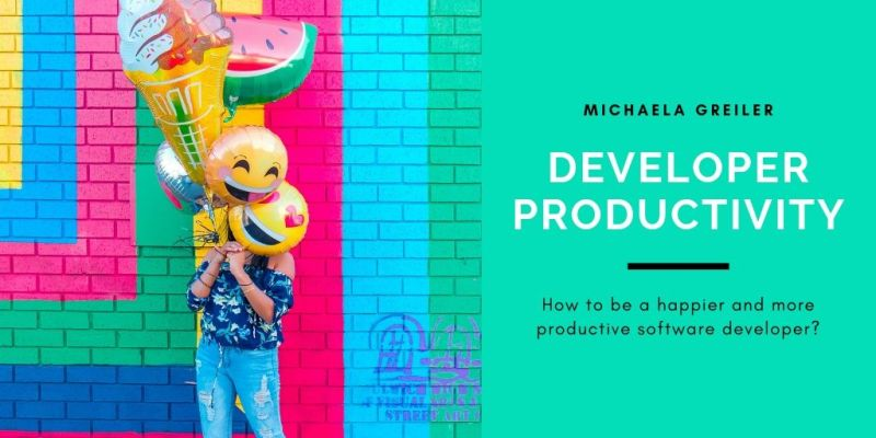 developer productivity