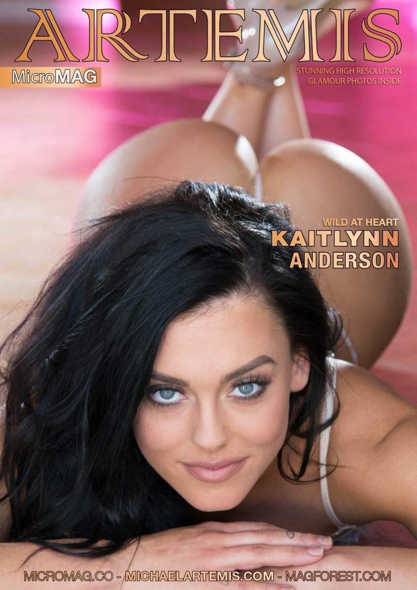 ***New MicroMAG - Featuring Kaitlynn Anderson