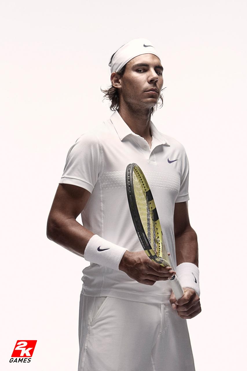 Rafael Nadal 2K Tennis