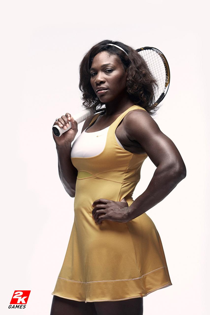 Serena Williams ad campaign