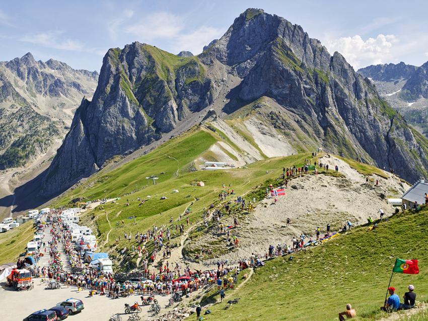 Col du Tourmalet, Tour de France
