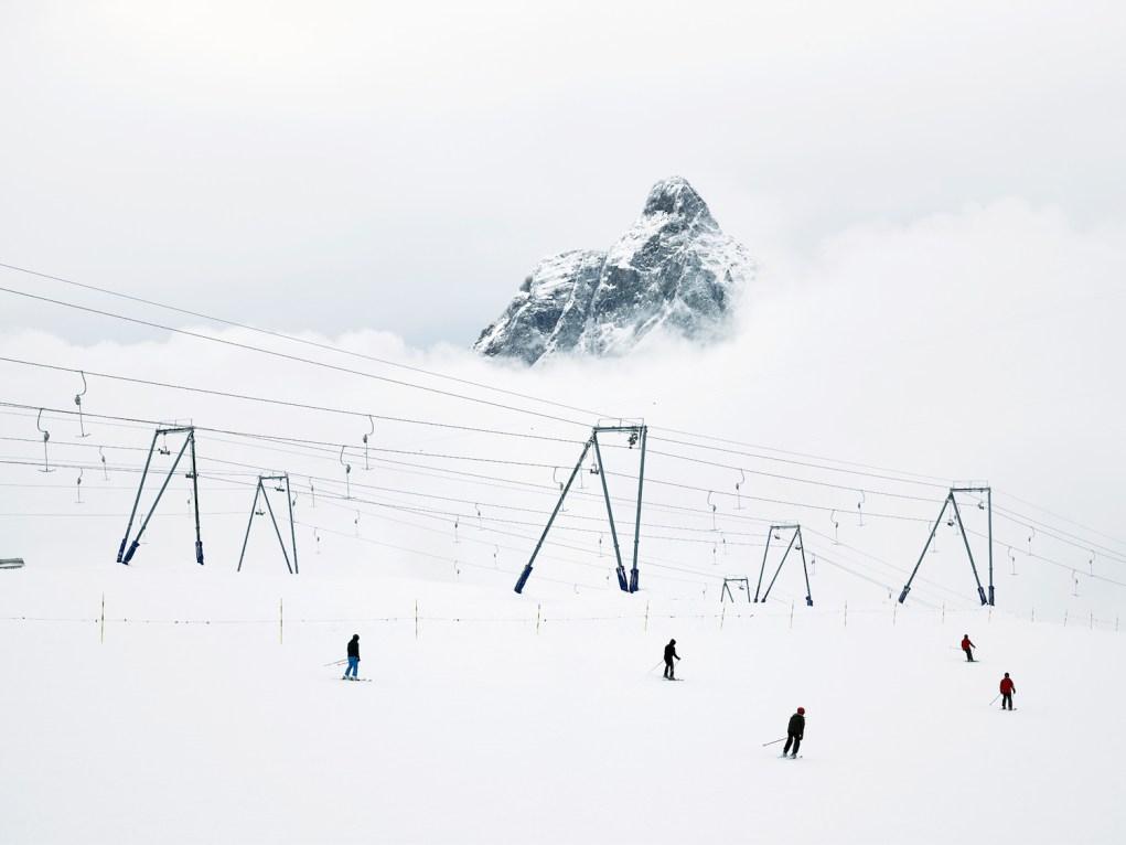 Zermatt Ski Tourism