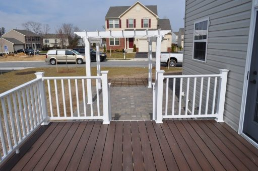 Best Wood for Decks in Maryland