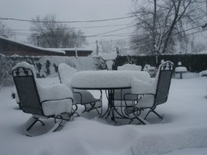 Winter Care for Paver Patios