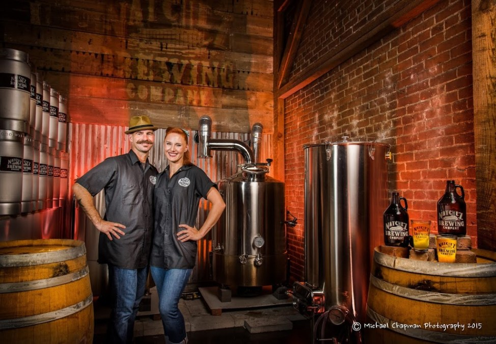 The Natchez Brewing Company: On-Location