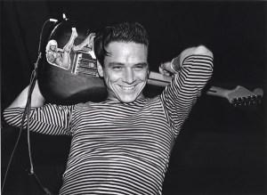 Jimmie Vaughan.