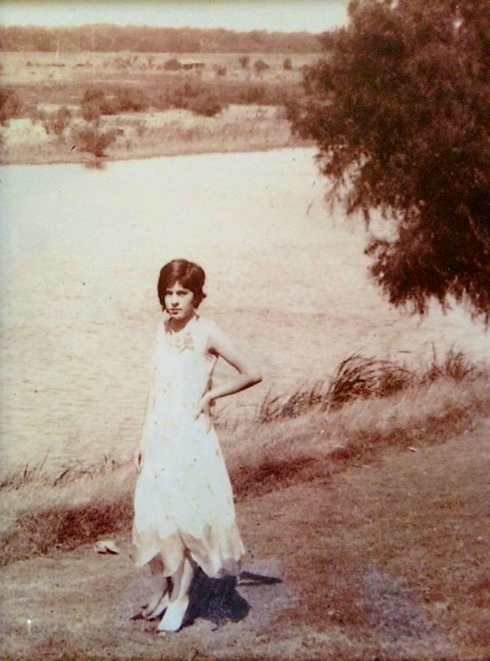 Martha Attal circa 1925. The mother of Lucky, the grandmother of Charles.