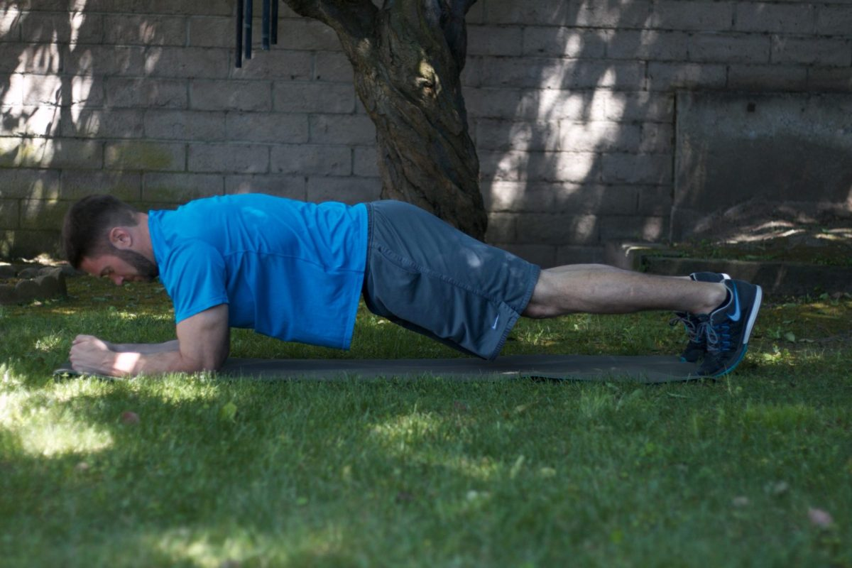 Plank Exercise how to do it right
