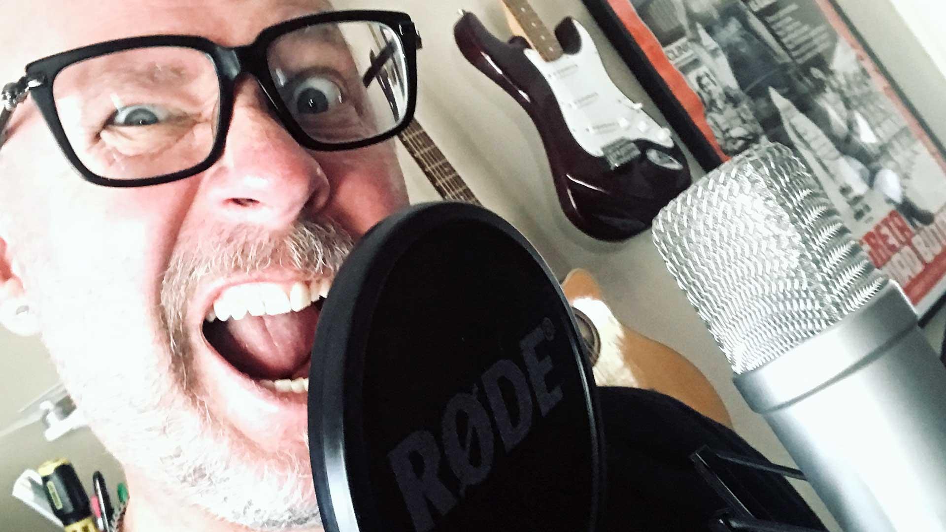 Michael Dargie RebelRebel Podcast