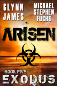 cover of ARISEN, BOOK FIVE - EXODUS