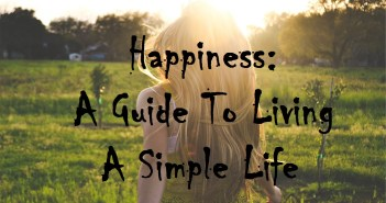 A Guide to Living A Simple Life