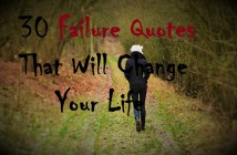 30 Failure Quotes That will change your life