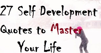 Self Development Quotes