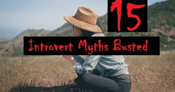 15 Introvert Myths Busted