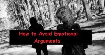 How to Avoid Emotional Arguments