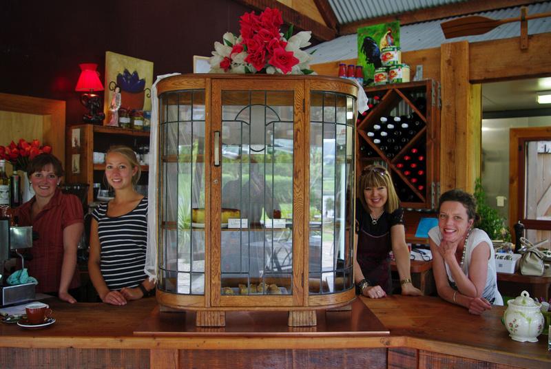 The Boatshed Café