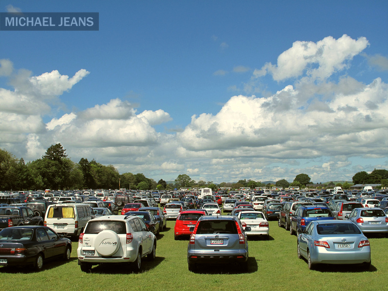WRCH2010 Park & Ride Blue P1 (Cambridge Polo grounds) Lamb Street Leamington NZ