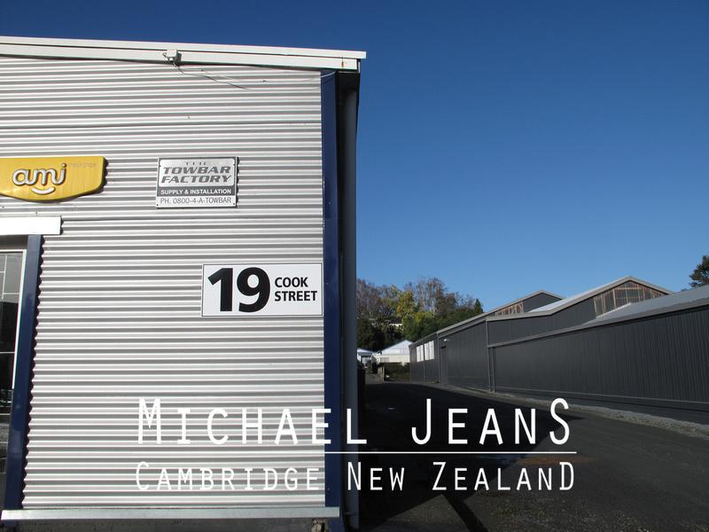 Cambridge Panelworks building 19 Cook Street Cambridge New Zealand