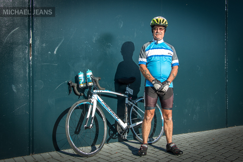 The REV Cycle Race 2015 participant Noel Bernstein 28/2/2015
