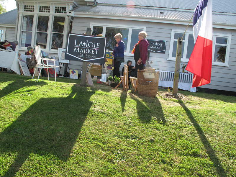 Le Joie French style market Cambridge New Zealand