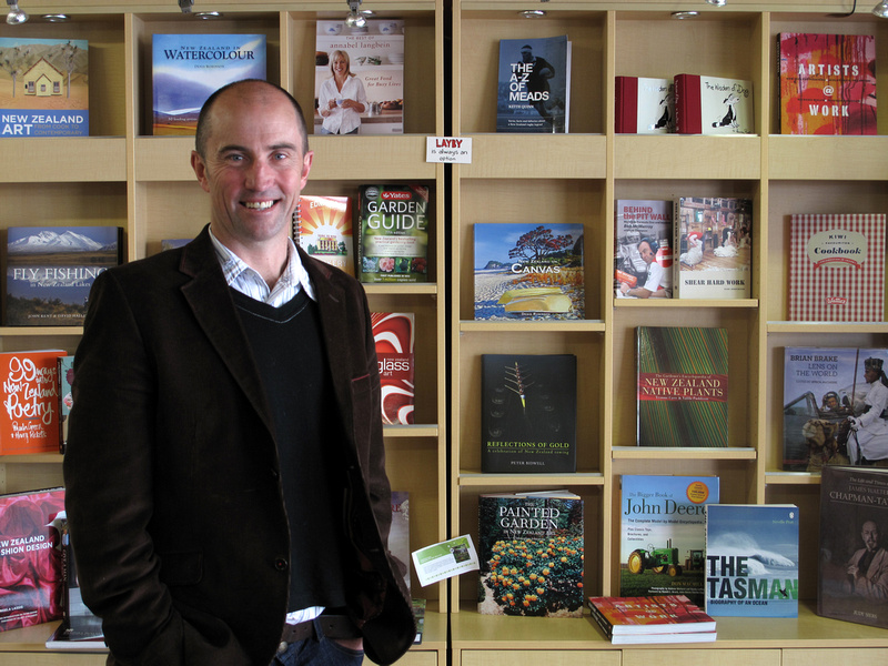 Hamish Wright | Wrights Booksellers