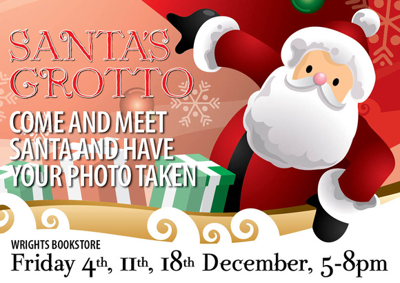 Santa Photos Cambridge NZ
